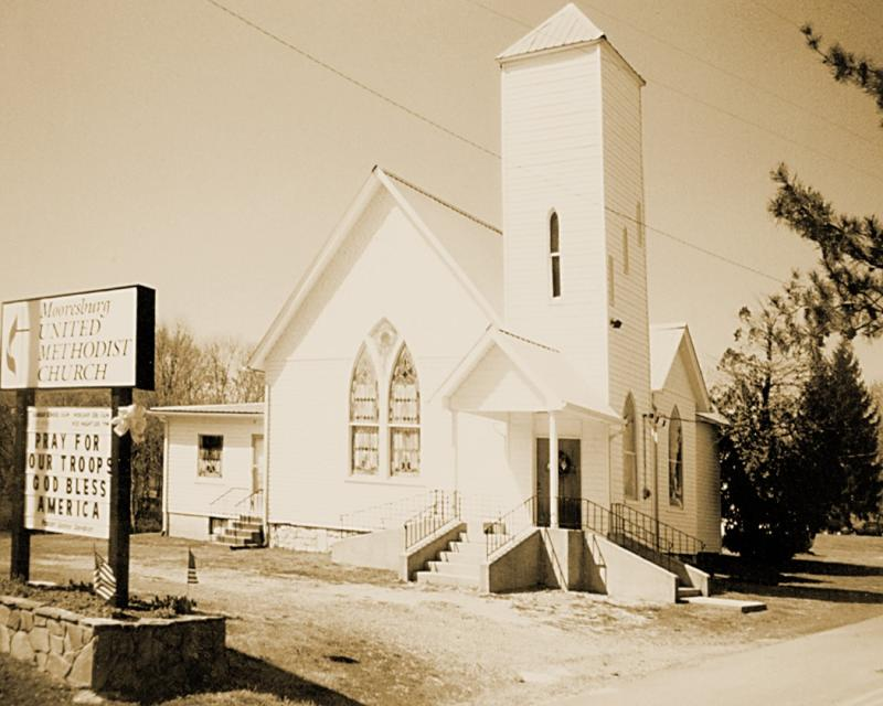 Mooresburg United Methodist Church